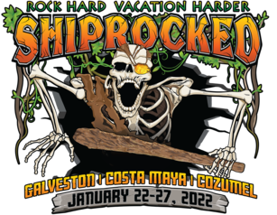 ShipRocked  | Announce The Stowaways All-Star Band With H.R., Frank Bello, Joey Belladonna, Vernon Reid, John Tempesta, Jason Hook & More, To Join Lamb Of God, I Prevail, Steel Panther, Badflower & Others January 22-27, 2022