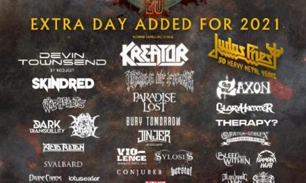BLOODSTOCK OPEN-AIR FESTIVAL (UK) | August 11-15 Announce Lineup Changes Due To Continued Travel Restrictions Across The Globe.