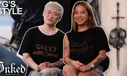 'I Didn't Know How to Draw Before My Apprenticeship' Micro Tattooing with YG | Tattoo Styles