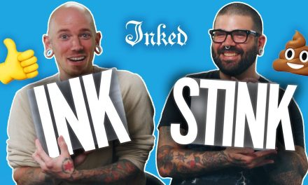 Should Tattooers Edit Their Photos? Pony & Bradley Debate That & More | Ink or Stink