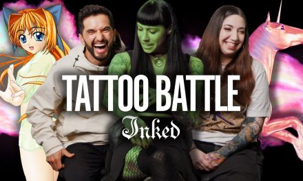 Would You Win a Battle Using Only Your Tattoos? | Tattoo Artists React