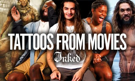 'That's a Real Tattoo?!' Tattoo Artists React to Tattoos in Movies | Tattoo Artists React
