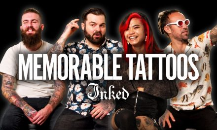 'The Tears Shot Out of My Face Like a Cartoon' Most Memorable Tattoos | Tattoo Artists React