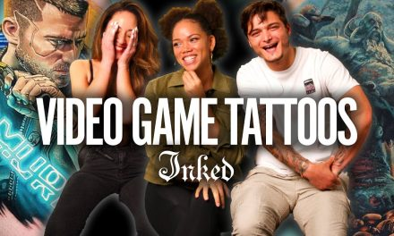 'You Love This Game More Than You Love Your Kids' Video Game Tattoos | Tattoo Artists React