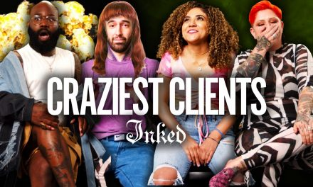 'Let Me Smell Your Hand' Our Wildest Crazy Client Stories Ever | Tattoo Artists React