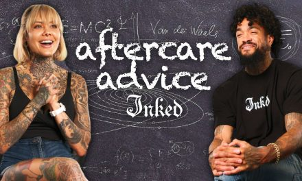 'Keep It Clean!' How to Take Care of Your Fresh Tattoo | Ask the Artist