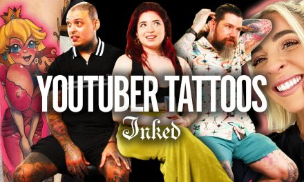 'This Guy Likes T*tties For Sure' Judging YouTuber's Tattoos | Tattoo Artists React